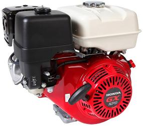 Двигатель honda gx 270 установленный на 09Н